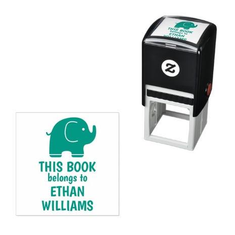 Book Stamp Pad $29.95