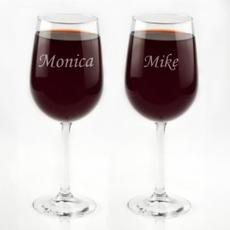 Engraved wine set $34.95