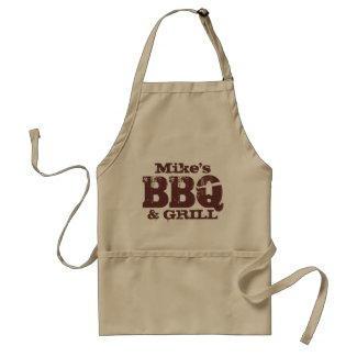 Men's BBQ Apron $20.95
