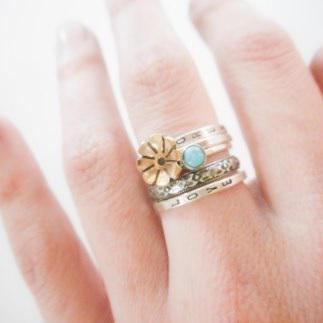 Custom 5 Ring Set $112