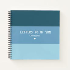 Letters to Son Notebk $17.05