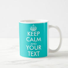 Keep Calm Mug $15.80