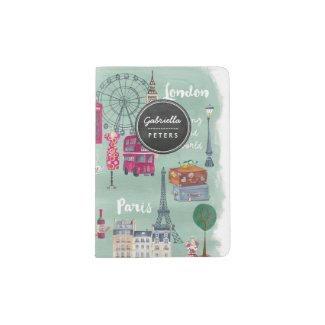 Cities Passport Cover $21.10