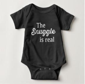 Cute Slogan Bodysuit $18.40