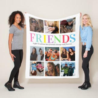 Frends Photo Blanket $55.95