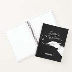Custom Sketchbook $18.40