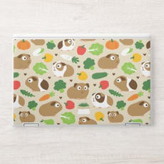 Quirky Guinea Pig Pattern