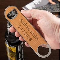 personalised engraved bottle opener