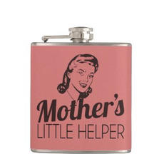 Funny Mom's Flask $29.65