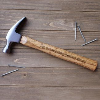 Engraved Hammer $21.99