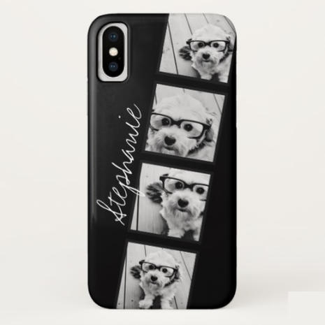Photo Strip iPhone Case