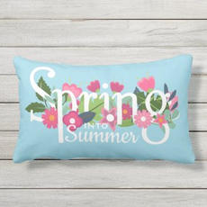 Spring Floral Cushion $45.85