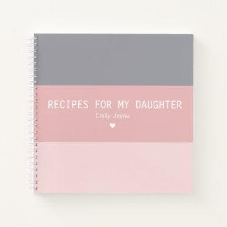 Recipes for Daughter $17.05