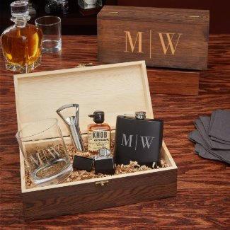 Men's Drinking Gift Set $69.95
