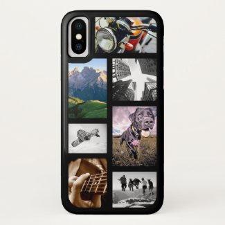 Photo Collage iPhone Case