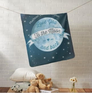 Moon & Back Blanket $33.45