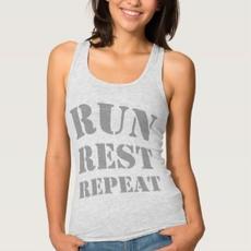 Run Rest Repeat Tank $21.10
