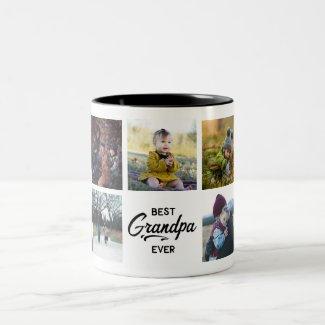 Grandpa Photo Mug $16.85