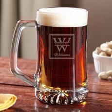Engraved Beer Mug $21.95
