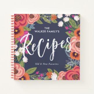 Family Recipes Book $17.25