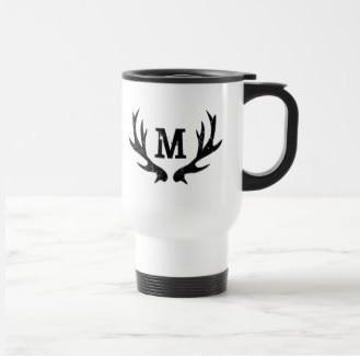 Antlers Travel Mug $26.35
