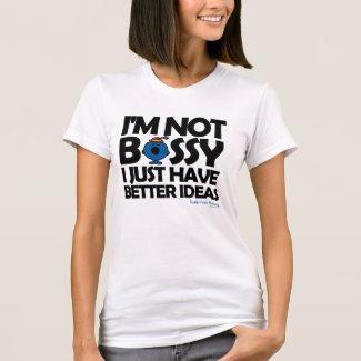 Little Miss Bossy Shirt $27.90