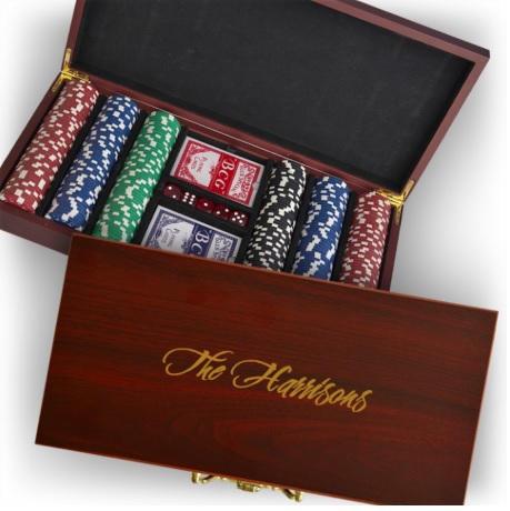 Poker Chip Set $76.95
