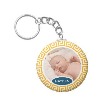 Modern Photo Keyring $3.70