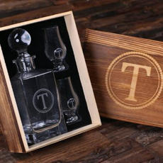 Snifters & Decanter $97.50