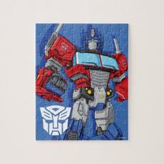 Transformers Jigsaw $17.90