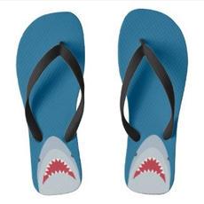 Shark Flip Flops $31.95