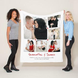 Love Photo Blanket $61.35
