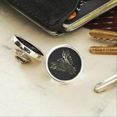 Phoenix Lapel Pin $20