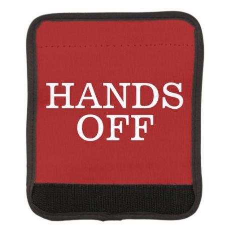 Hands Off Handle Wrap $9.95