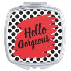 Trendy Hello Mirror $16.85