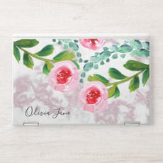 Chic Watercolor Flowers