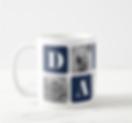 dads custom photo mug