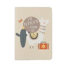 Alpaca Passport Cover $23.70