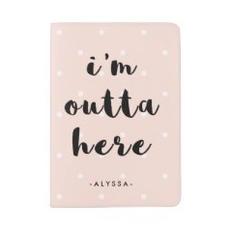 Slogan Passport Cover $22.30