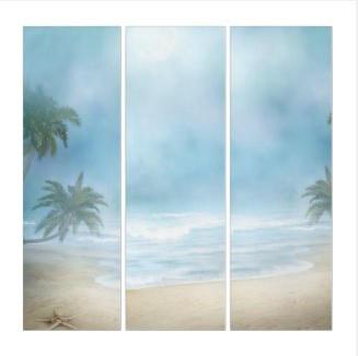 Tropical Triptych Art $283.94