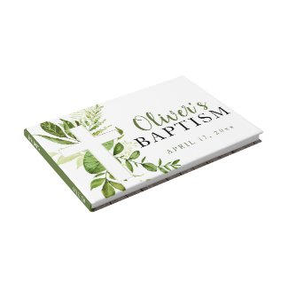 Baptism Guest Book $50.24