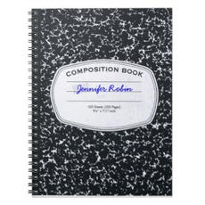 Composition Notebook $13.70