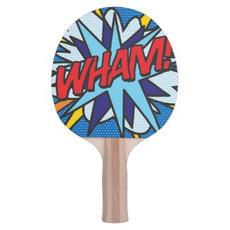 Wham Comic Paddle $33.45