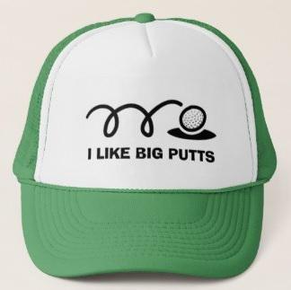 Funny Golf Love Hat $15.65