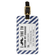Funny Luggage Tag $11.60