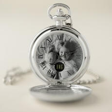 Photo Pocket Watch $37.90