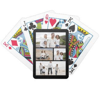 Photo Playing Cards $23.45