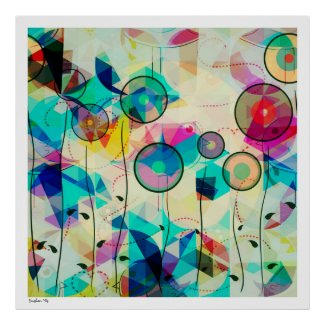 Colorful Abstract Art $42.15
