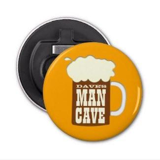 Man Cave Bottle Opener $3.70