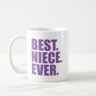 Best Niece Ever Mug $18.85